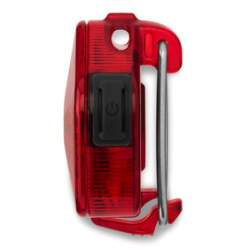 Ruffwear Audible Beacon Turvavalo, red currant